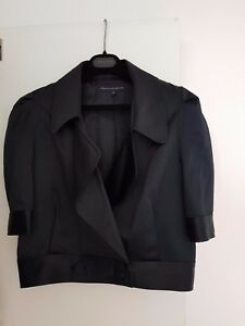 Fantastisch 90's Vanaf maat 14 Blazer Connection Cropped French qwZHa0a