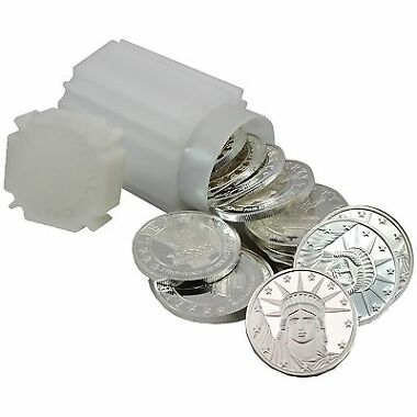 Lady Liberty 1 oz .999 Fine Silver Round