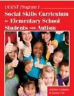 Quest Program I: Social Skills Curriculum for Elementary School Students with Autism by Susan Fell, JoEllen Cumpata (Paperback, 2015)