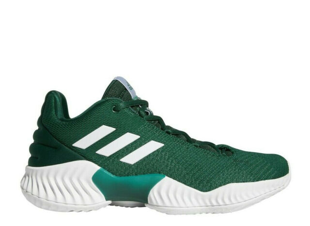 adidas Pro Bounce 2018 Low Dark Green