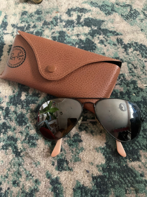 Solbriller unisex, ray ban, lækre ray ban aviator…
