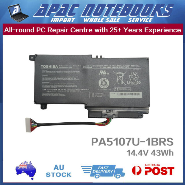 Genuine Battery For Toshiba Satellite P40-A P50-A P50T-A P50T-A P55 P55-A