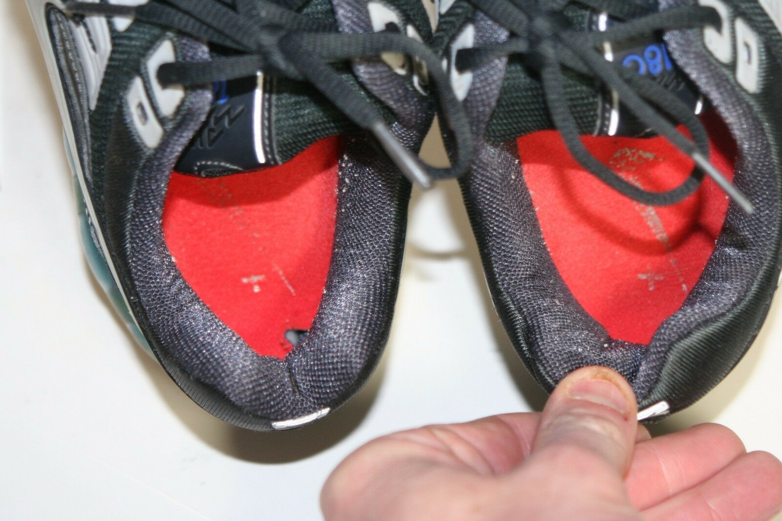 Nike Air Air Air Max 180 Retro Running Sneaker 2006 Men 11 Multi Anthracite Athletic Hip 3c5210