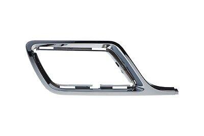 2010-2012 Lincoln MKZ Left Driver Bumper Fog Light Bezel /& Chrome Trim OEM NEW