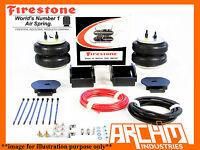 Toyota Tundra (4x4) 2007-2015 Firestone Air Bag Suspension Assist Kit