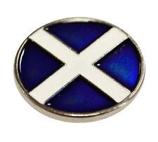 La Scozia Golf Ball Marker. bandiera nazionale. da Asbri