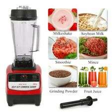 2200w 2l Heavy Duty Commercial Grade Blender Mixer For Juicer Food Fruit Ice