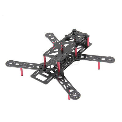 ZMR250 250mm Fiberglass 4 Axis Mini Quadcopter Frame Kit H250 k