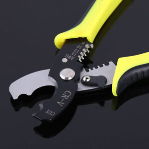 PRO couteau automatique pince à dénuder pince à sertir coupe-pince réglable