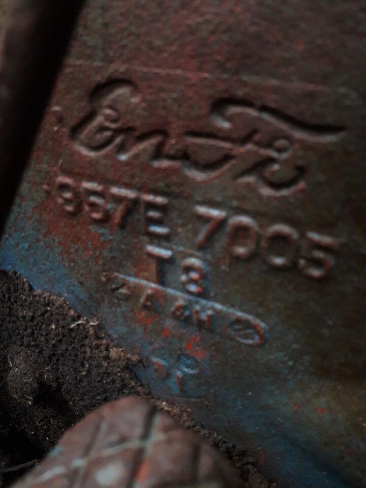 Ford Dexter Benzin