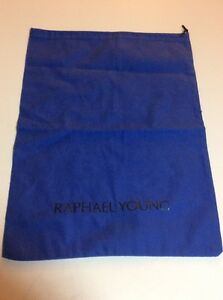 Pre-Owned-Medium-Size-Raphael-Young-Dust-Bag-EUC
