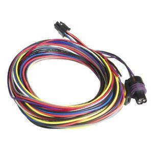 Auto Meter Boost Wire Harness | Online Wiring Diagram on