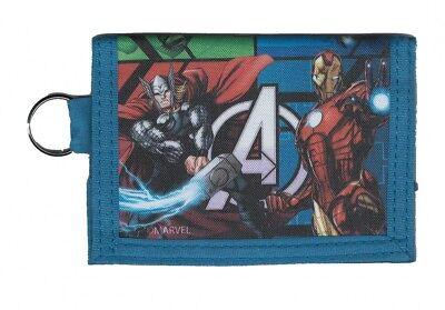 Avengers Geldbeutel Geldbörse Brieftasche Neu Purse Wallet Hulk Thor Ironman