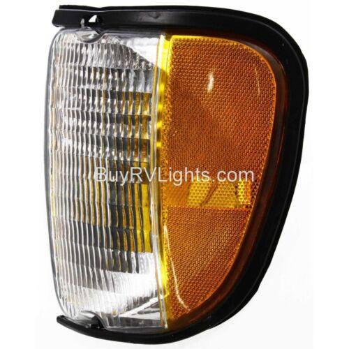 HOLIDAY RAMBLER SCEPTER 2001 2002 LEFT DRIVER TURN SIGNAL LIGHT CORNER LAMP RV