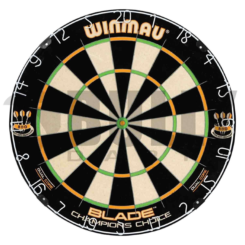 Winmau Blade Dual Core Champions Choice Practice Dartboard