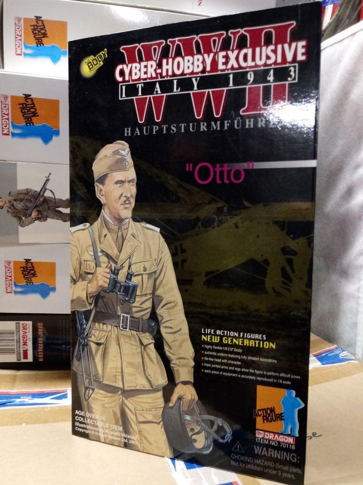 WW2 WW2 WW2  Geruomo specialeee Forces Comuomoder Otto  1943 1 6 Cyber Hobby Skorzeny d9578b