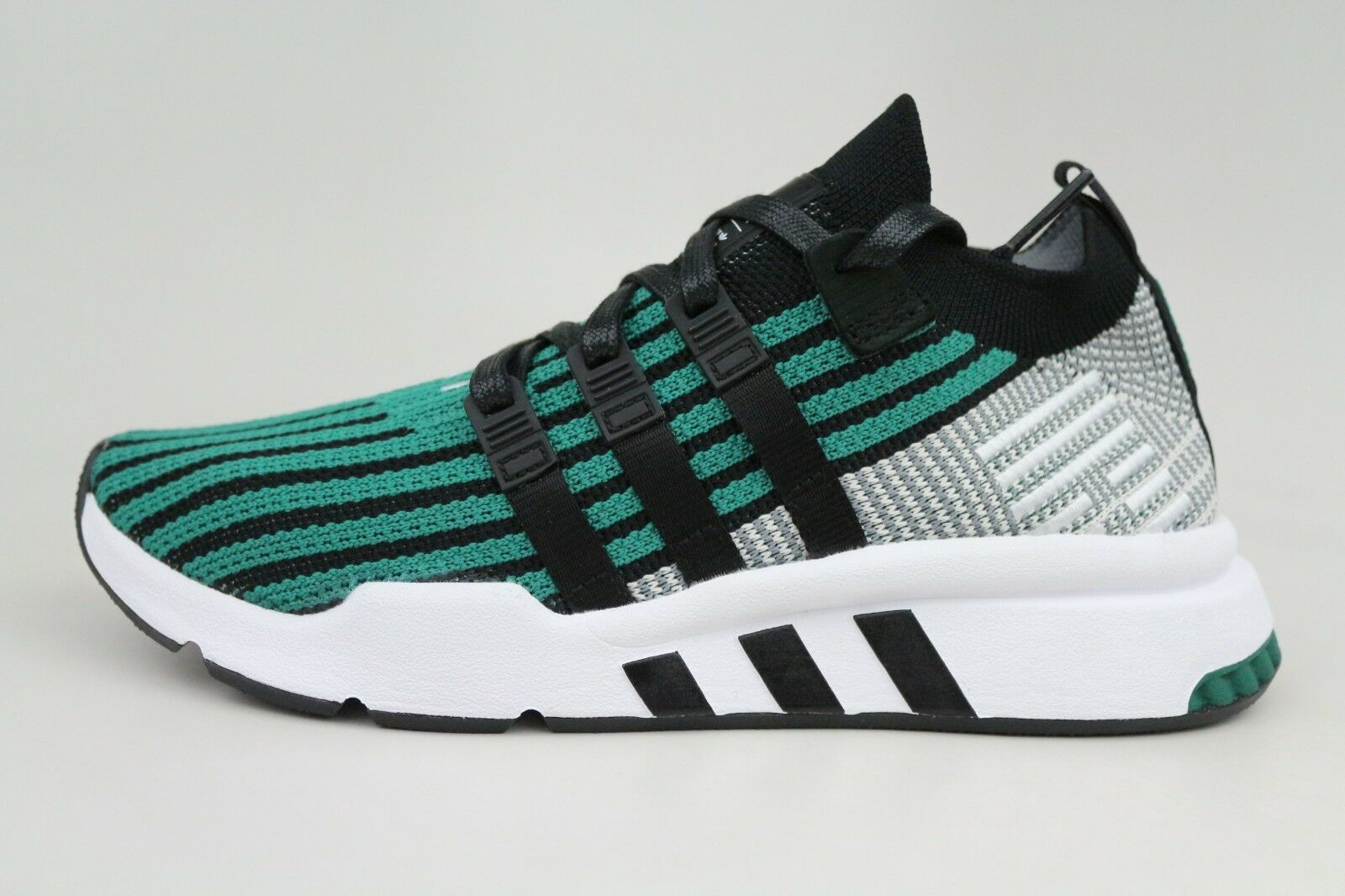 Adidas EQT Support Mid ADV PK Core Black Sub Green Mens Size Sneakers CQ2998 NIB