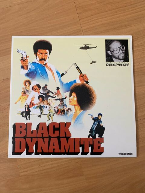 Adrian Younge- Black Dynamite (Original Score To The Motion Picture) Limited