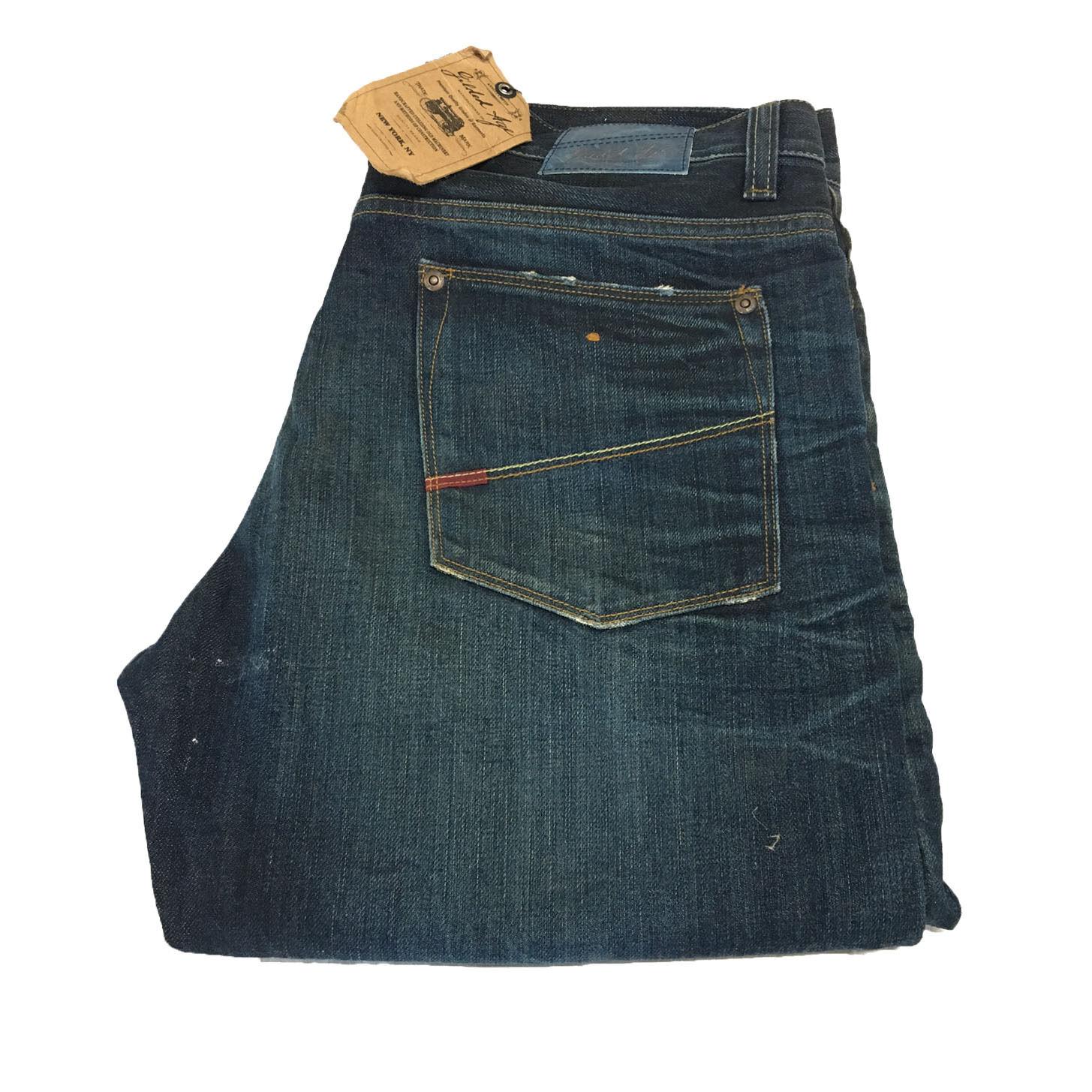 GILDED AGE jeans uomo modello GA-1011-NS-HO 100% cotone MADE IN ITALY