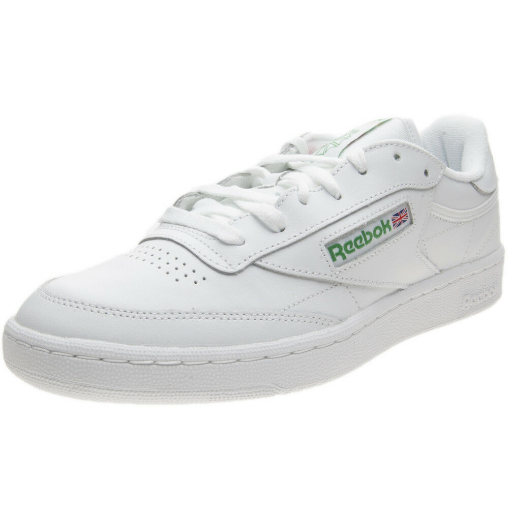 zapatos Reebok Club C 85 AR0456 Bianco