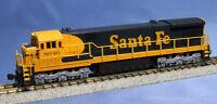 Kato 1760943 N Scale C30-7 Locomotive Santa Fe-sf, Warbonnet 8040 176-0943