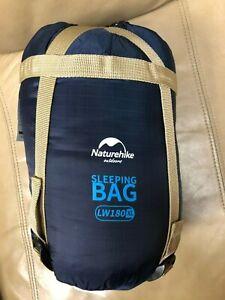 Details About New Naturehike Outdoor Sleeping Bag Camping Dark Blue
