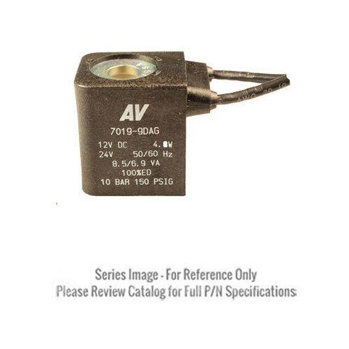 AUTOMATIC VALVE 7019-9DAG 4.8 WATT 12VDC COIL MFGD