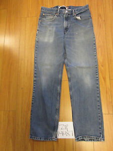 5 31x30 34x32 Slim Levi Fit 516 Jean Zip14487 Jeans Grunge Meas Mx0g81wxqA
