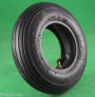 Schlauch 200x50 8x2 verstärkt 4PR Reifen