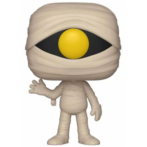FUNKO Nightmare Before Christmas POP Vinyl Mummy Boy figure #600