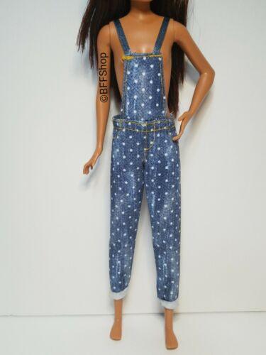 MATTEL BLUE POLKA DOTS JUMPSUIT BARBIE SKIPPER/' FASHIONISTAS FASHION CLOTHES