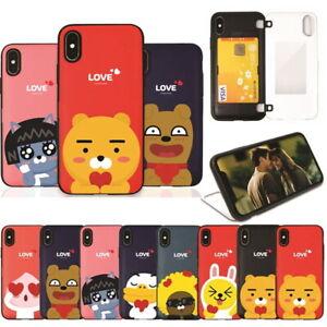 Kakao-Friends-Love-Multi-Bumper-Case-for-Samsung-Galaxy-S10-S10-S10e-S9-S8-S7-S6