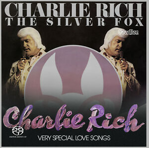 Charlie Rich-The Silver Fox & Very Special Love Songs /SACD Hybrid Multi-channel