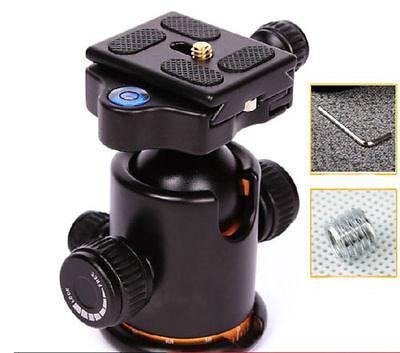 Special-purpose Mettali ball head For JOBY Gorillapod Flexible SLR Camera Tripod