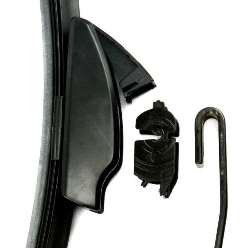 CC//SW avant 650 mm /& 400 mm Arrière 350 mm 3x ESSUIE-GLACES POUR PEUGEOT 206//206