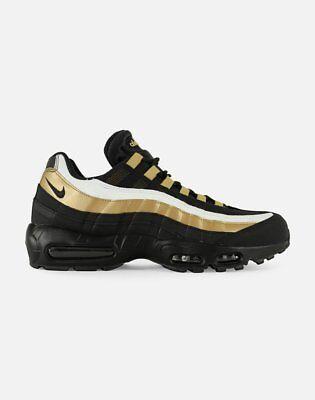 Metallic Gold NIB AT2865-002 Many Sizes Nike Air Max 95 OG Men/'s Shoes Black