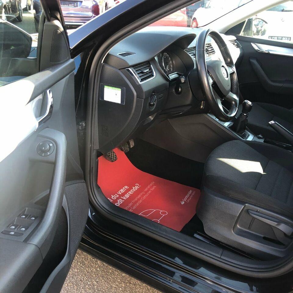 Skoda Octavia 2,0 TDi 150 Elegance Diesel modelår 2014 km