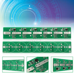 Details about 6 String 2 7V 100 220 360 400F 500F Super Capacitor Balancing  Protection Board