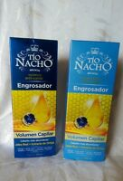 Tio Nacho Engrosador { Thicker Effect Hair 1 Shampoo & 1 Conditioner }