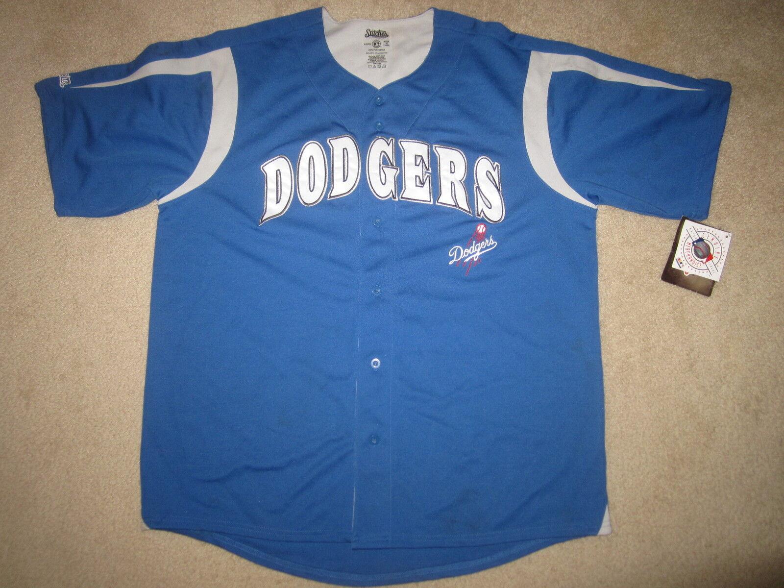 Los Angeles La Dodgers MLB Baseballtrikot XL Neu Neu Neu Herren 7f5b0d
