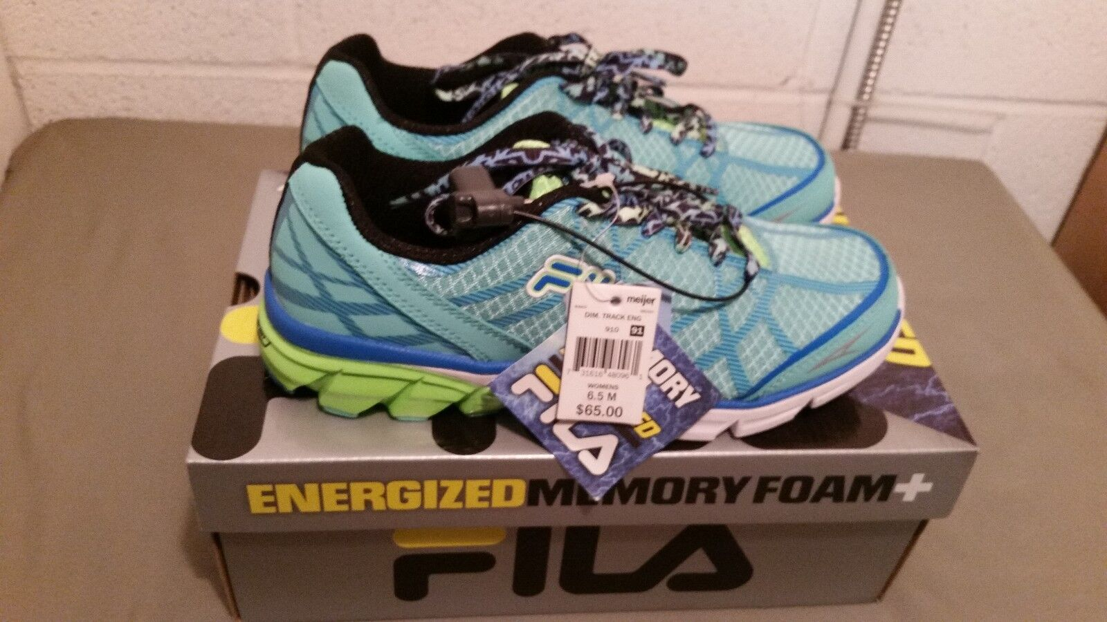New FILA Women's Gym Athletic Shoes Sneakers Coolmax Memory Foam Cheap and beautiful fashion