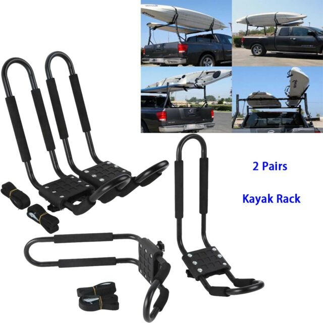 Kayaking, Canoeing & Rafting Reasonable J Rack Kayak Carrier Canoe Boat Roof Top Mount Car Suv Van W/free Cell Phone Bag