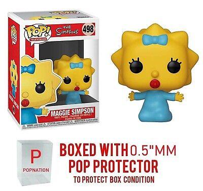 Funko Pop Vinyl Figure NEW /& IN STOCK The Simpsons MAGGIE SIMPSON Pop