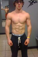 Shirtless Male Frat Boy Jocks Ripped Physiques Abs Pecs PHOTO 4X6 C1124