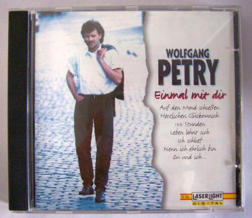 1 von 1 - Wolfgang Petry Einmal mit dir, Fasching Schlager Stimmung Musik 80er 90er Party