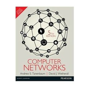 Details about Computer Networks by David J  Wetherall and Andrew S   Tanenbaum