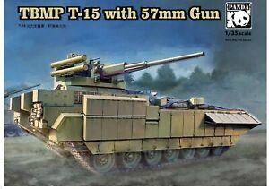 Panda-Hobby-PH35051-1-35-TBMP-T-15-with-57mm-Gun-Model-Kit-25-OFF-for-TEN-Days