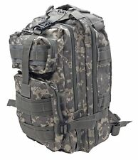 EXCELLENT QUALITY MEDIUM ASSAULT TACTICAL BACKPACK ACU 600 DENIER FABRIC