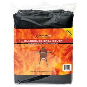 Kamado Joe Ceramic Charcoal Grill Cover For 23 Inch Kamado Joe Grill Kjgc23b Ebay