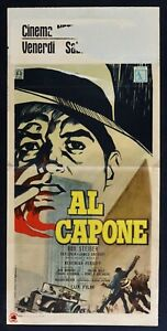 Plakat-Al-Capone-Rod-Steiger-Fay-Spain-James-Gregory-R-Wilson-L153